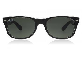Sunglasses Ray-Ban New Wayfarer RB2132 6052 Black