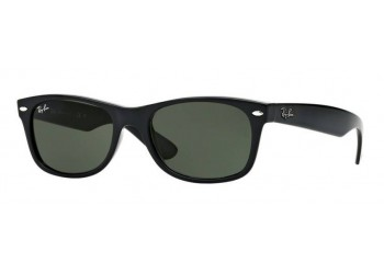Sunglasses Ray-Ban New Wayfarer RB2132 901 Black