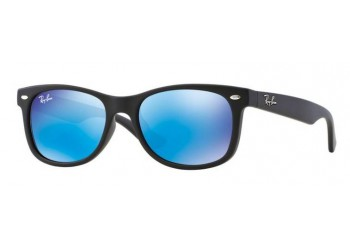 Sunglasses Ray-Ban RJ9052S 100S55 Matte Black