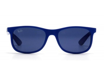 Sunglasses Ray-Ban RJ9062S 701780 Matte Blue