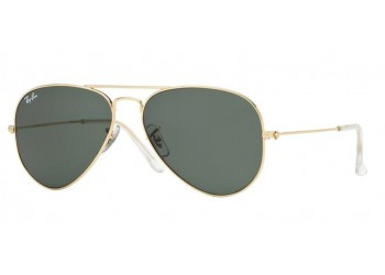Lunettes de soleil Ray-Ban Aviator Large Metal RB3025 W3234 Or | Revendeur Agréé Ray-Ban | product_reduce_price