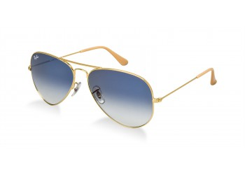 Lunettes de soleil Ray-Ban Aviator RB3025 001/3F Gold | Revendeur Agréé Ray-Ban | product_reduce_price