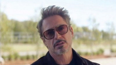 Tony Stark's glasses ( Iron Man Avengers Endgame )